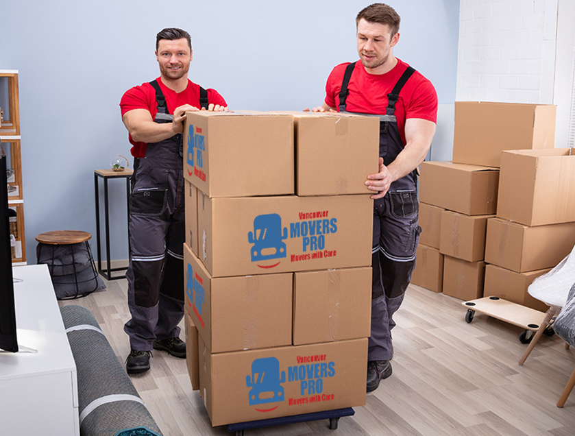 Langley office movers